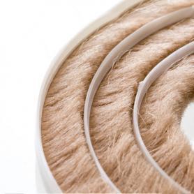 Brush seal 11-12 mm beige