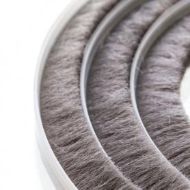 Brush seal 11-12 mm grey