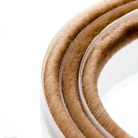 Brush seal 5-6 mm beige