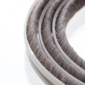 Brush seal 5-6 mm grey