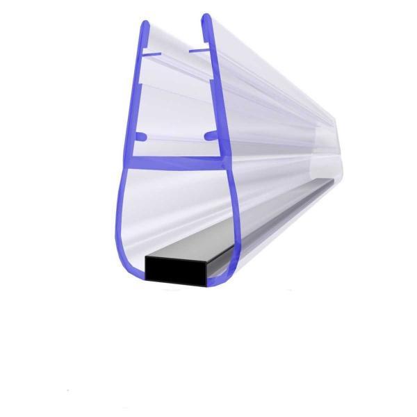 Steigner Magnetic Shower Seal Ukm02 For Gl Thicknesses 6 8 Mm