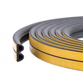 Cellular rubber seal SD-54 black