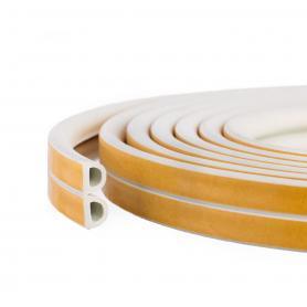 Cellular rubber seal SD-54 white