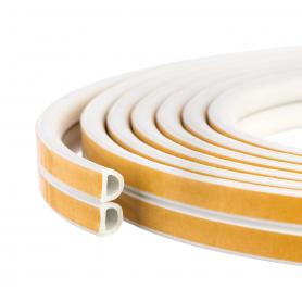 Cellular rubber seal SD-55 white