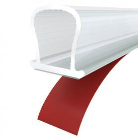 Omega profile silicone window seal SFD01