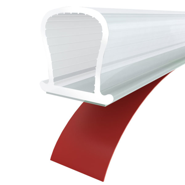 Steigner Omega profile silicone window seal SFD01