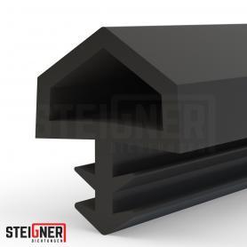 Door and window seal STD05 black