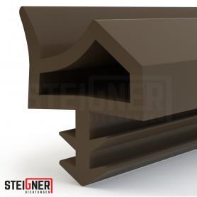 Door and window seal STD06 brown