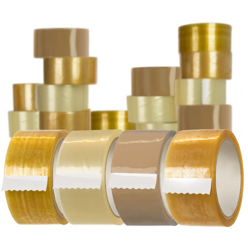 Durable and proven packaging tapes