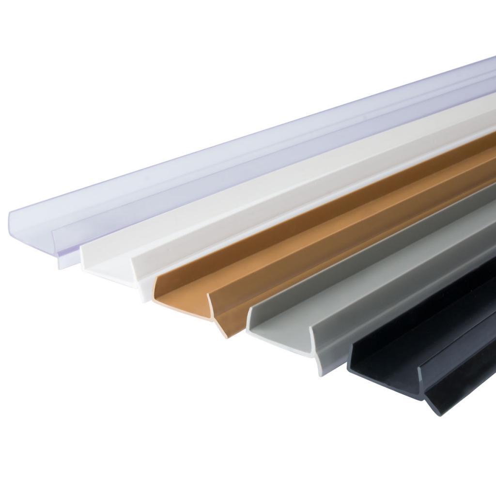 Two PVC hardnesses